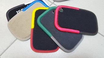Автомобильные коврики в салон на заказ (комплект)