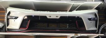 Бампер передний Nismo для Nissan Patrol