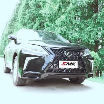 Бампер с решеткой стиль TRD Superior для Lexus Rx350, Rx270, Rx450h 09-15