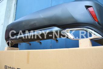 Бампер задний для RX 2012-2015 в стиле 2016+