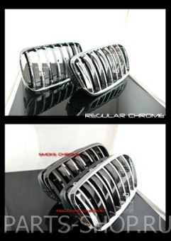 Решетки радиатора для BMW E70 E71 X5 X6