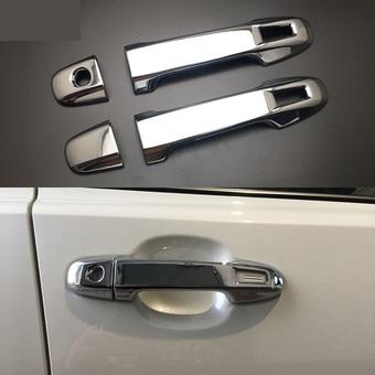 Накладки c-hr на ручки дверей