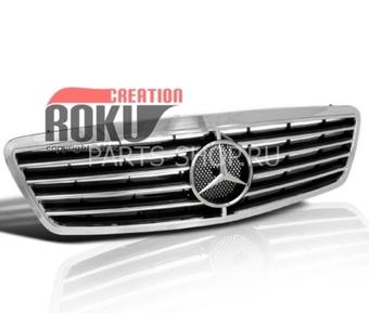 Решетка радиатора на Mercedes W203
