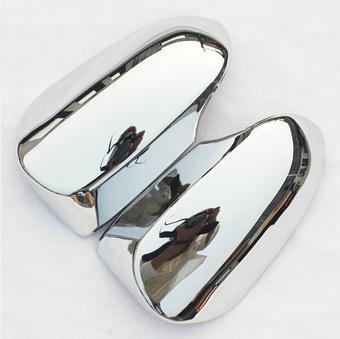 Накладки на зеркала на Camry ACV50 (с повтор. поворота и без)