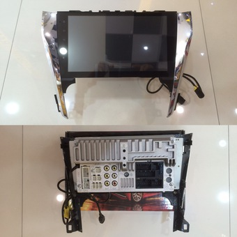 Головное устройство camry 2012 на андроиде