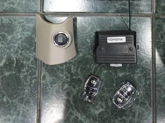 Кнопка старт-стоп camry в штатное место