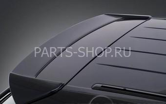 Спойлер на крышку багажника Porsche Cayenne S и Turbo 955.