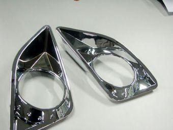 Накладки на противотуманные фары Corolla 08-10