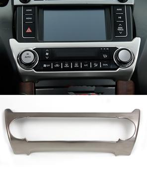 Накладка на штатный монитор LC150