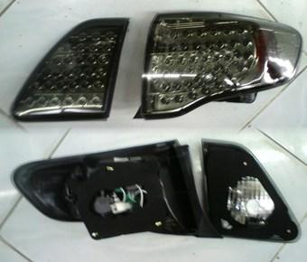 Фонари диодные тонированные Corolla 2006-