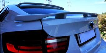 Спойлер верхний Hamann BMW X6