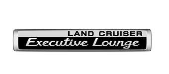Логотип, эмблема Executive Lounge (оригинал)