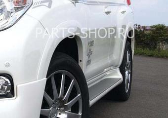 Фендера колесных арок J-Sport для Lexus GX460