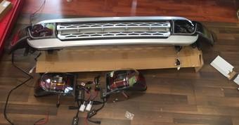 Комплект переделки Fj Cruiser в стиль Land Rover