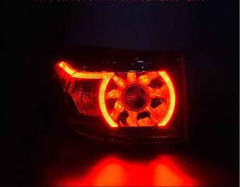 Фонари Fj cruiser дизайн Land Rover