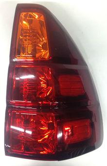 Фонари задние (тюнинг) дизайн Lexus на LC120