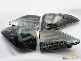Фонари задние светодиодные на rx270 (комплект)