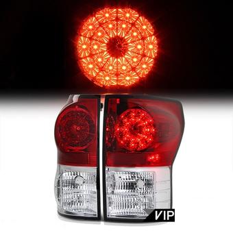 Фонари задние светодиодные Tundra 07- Ruby Red
