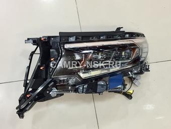 Фары prado 150 стиль lexus lx570