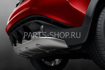 Защита передня Nissan Juke