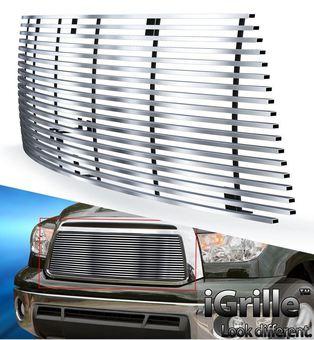 Решетка радиатора, вставка Tundra нерж.