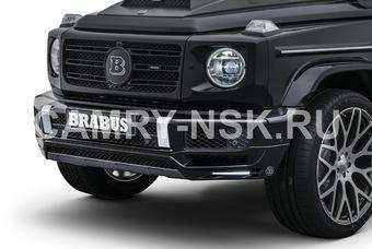 Губа Brabus передняя Mercedes-Bens G-class