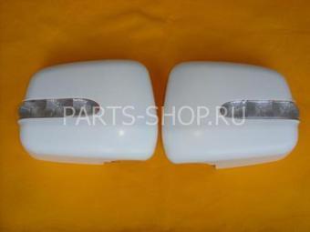 Накладки на зеркала с диодными повторителя поворотов RX300 (под покраску)