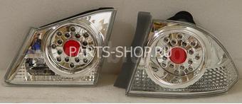Фонари задние светодиодные Civic 4D (комплект)