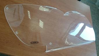 Защита фар прозрачная LX470