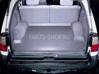 Ковер в багажник GX460 резино-пластик для 7-ми местн. (черн,сер,беж)