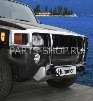 Решетка в бампер Hummer