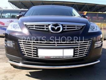 Защита передняя нижняя Mazda CX-9