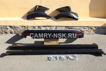 Обвес TRD для camry