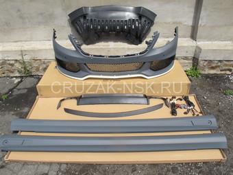 Обвес Brabus рестайлинговый для Mercedes S-class W222 (2 варианта)