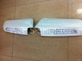Накладки (клыки) на бампер LC200 с диодной подсветкой. Подробнее...