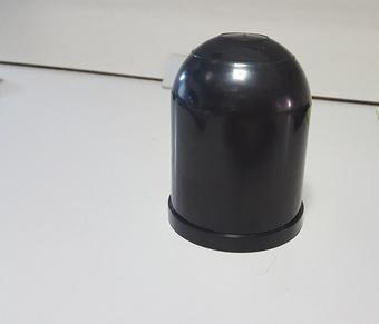 Колпачок на фаркоп черный