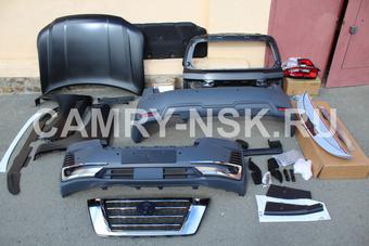 Комплект рестайлинга для Nissan Patrol Y62 в 2020 год