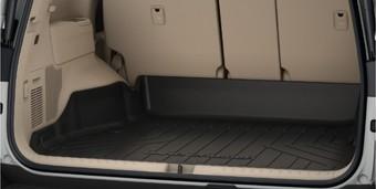 Ковер в багажник высокий борт, 5 мест