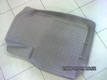 Коврики салона Husky Liners резино-пластиковые LX470 беж.
