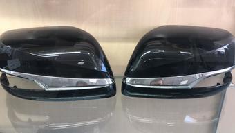 Крышки, корпуса зеркал LX570 стиль Superior, комплект