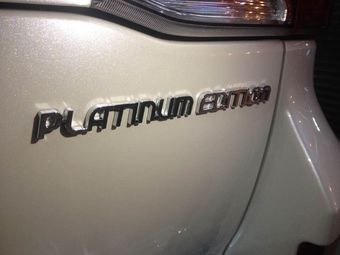 Эмблема Platinum Edition