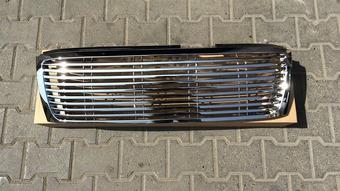 Решетка радиатора LC100 хромированная 98-07