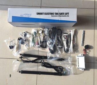 LC200 Электропривод багажника
