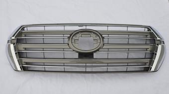 Решетка радиатора fj200 2016, с хромом