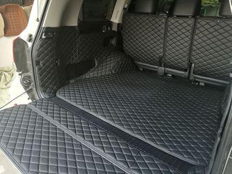 Коврик в багажник 3D Exclusive