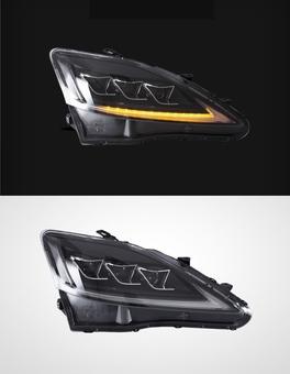 Фары дизайн LX 2019 для is250 2005-2012
