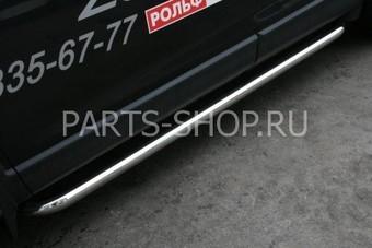Пороги на Mazda CX-9