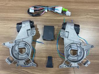 Механизм для складывания зеркал prado 150