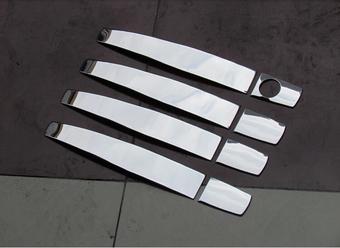 Накладки на ручки из нержавеющей стали