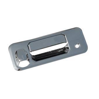 Накладка на ручку крышки багажника Tundra 2014+ (под камеру)